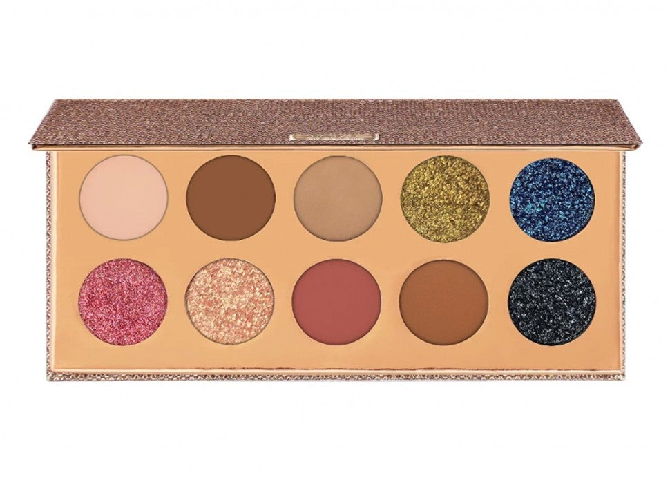 Dose of Colors Desi x Katy Eyeshadow Palette in Friendcation