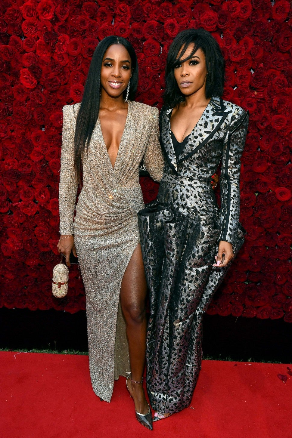 Kelly Rowland Michelle Williams