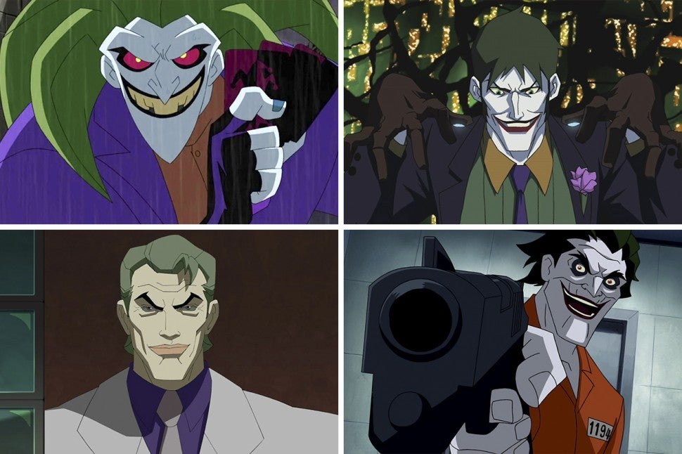 Every Actor Who Has Played The Joker Ranked Including Joaquin Phoenix In Joker Entertainment Tonight