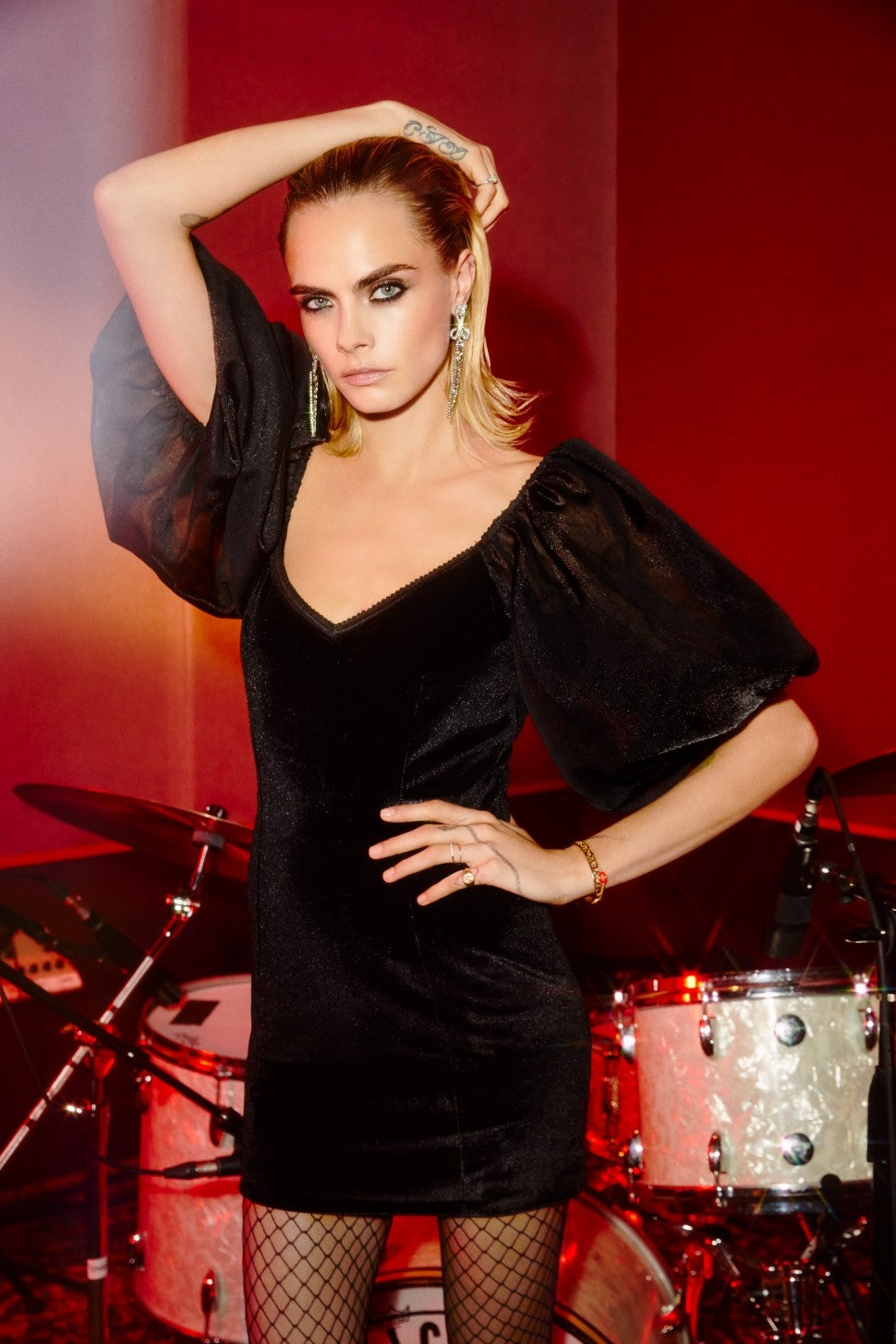 Cara Delevingne x Nasty Gal collection