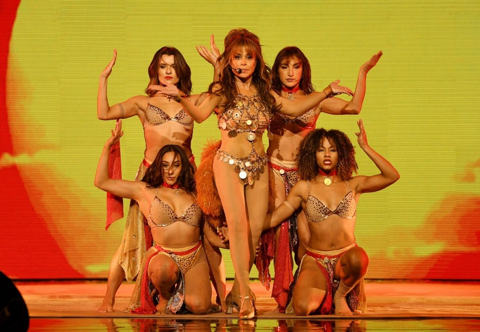 paula abdul forever your girl residency