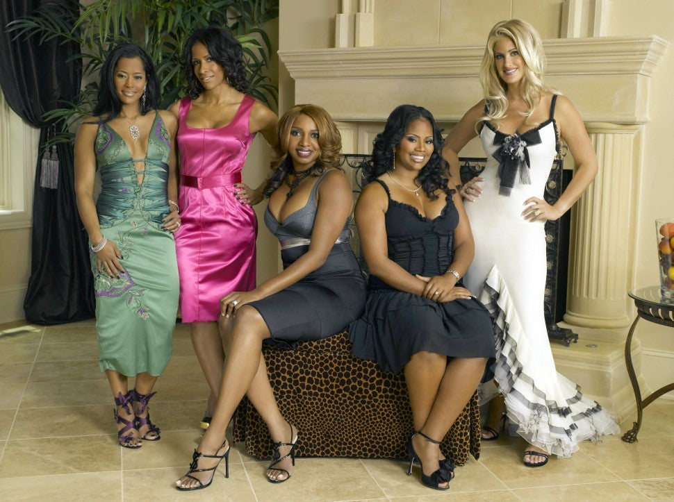 The season one cast of Bravo's 'Real Housewives of Atlanta.'