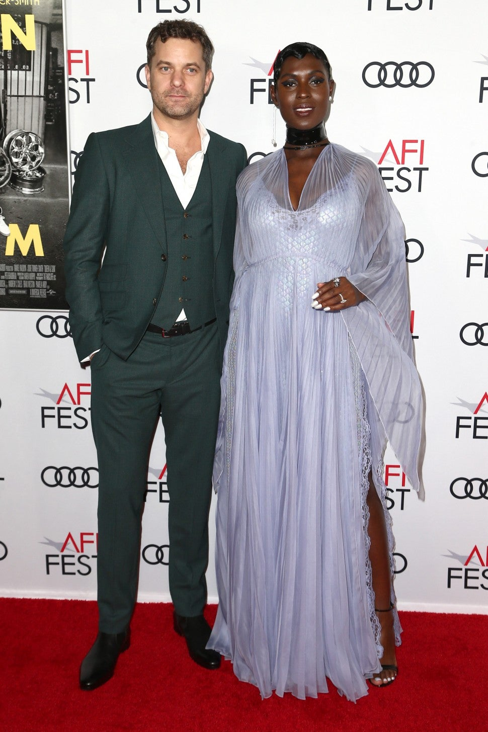 Joshua Jackson Jodie Turner Smith