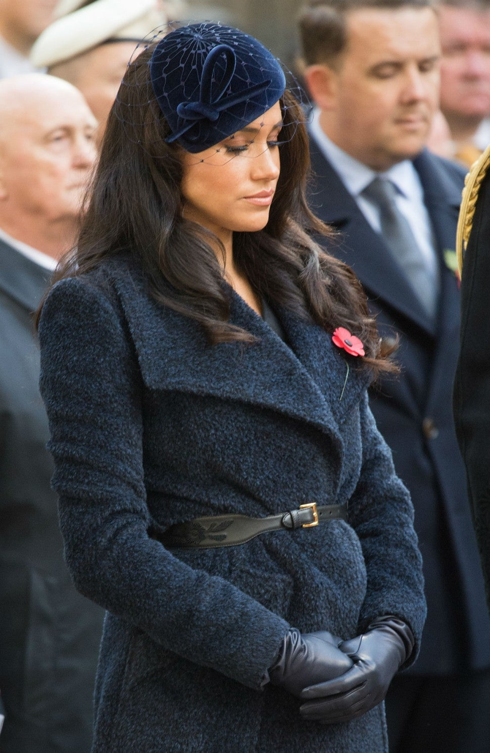 meghan markle and prince harry give archie update while honoring veterans during remembrance day entertainment tonight meghan markle and prince harry give