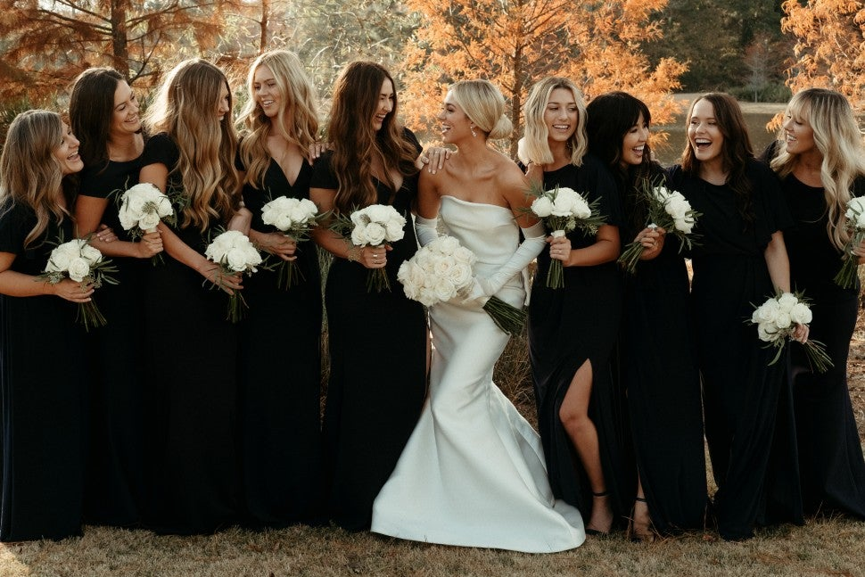 Sadie Robertson Shares Stunning Photo From Wedding to Christian