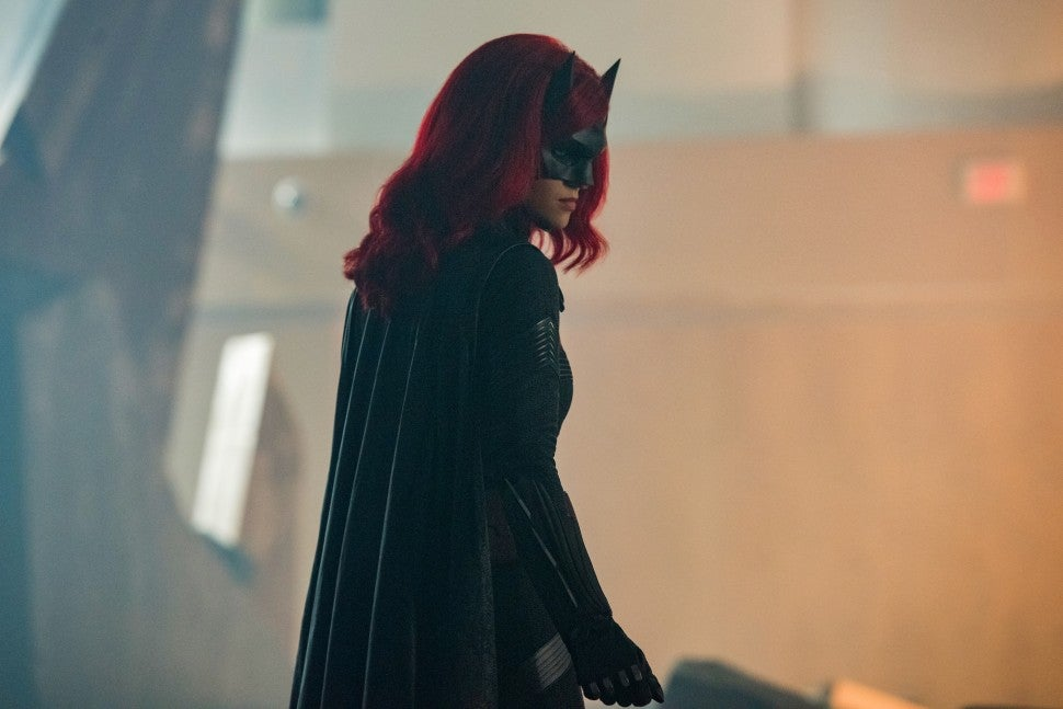 crisis on infinite earths batwoman