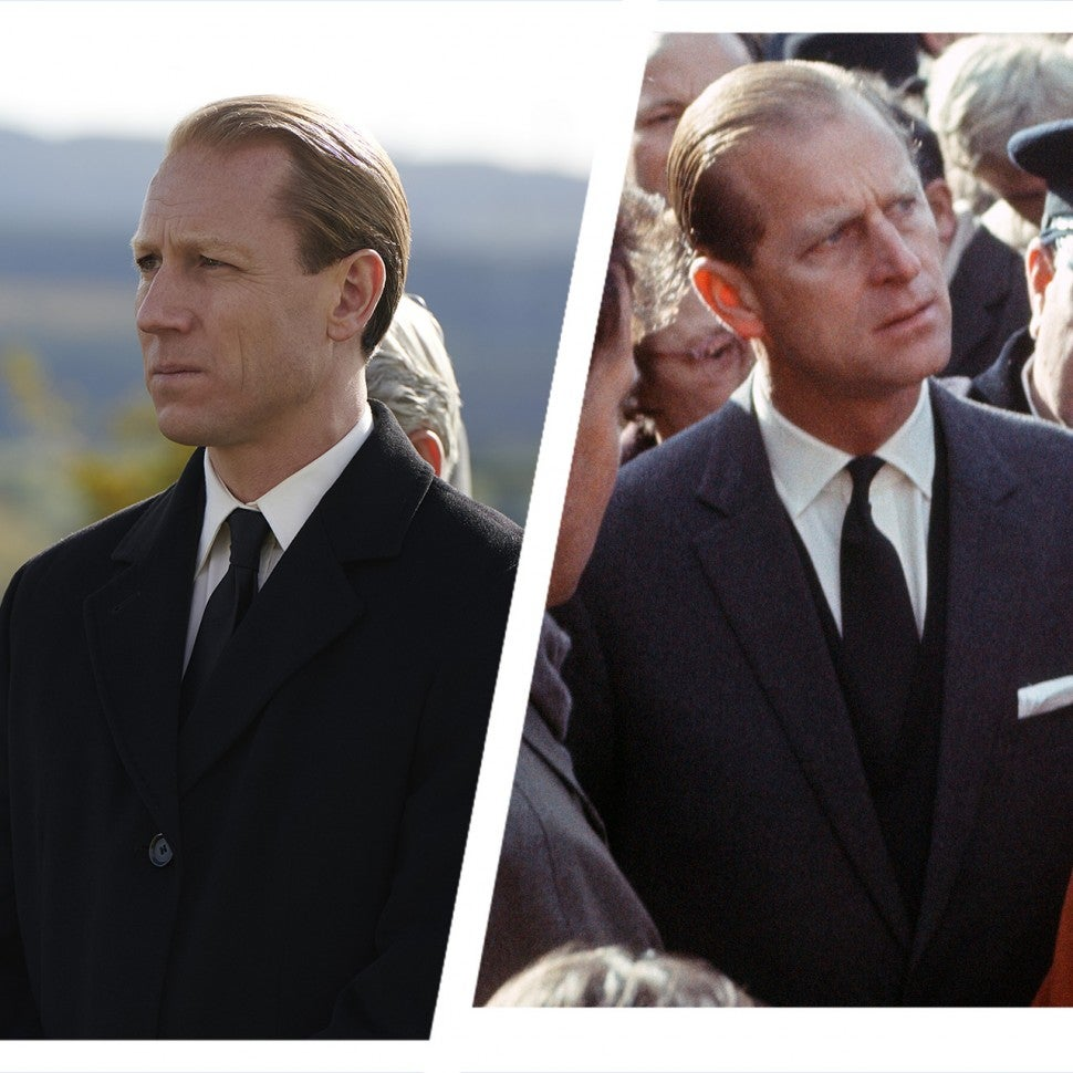 The Crown Season 3 A Guide To The Cast And Their Real Life Royal Counterparts Entertainment Tonight