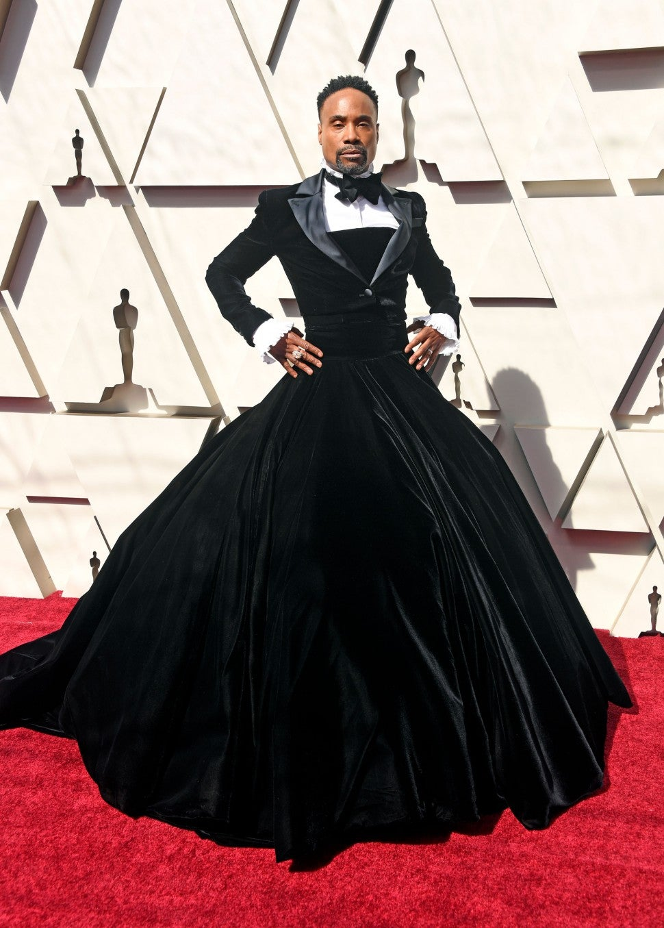 billy porter at 2019 oscars