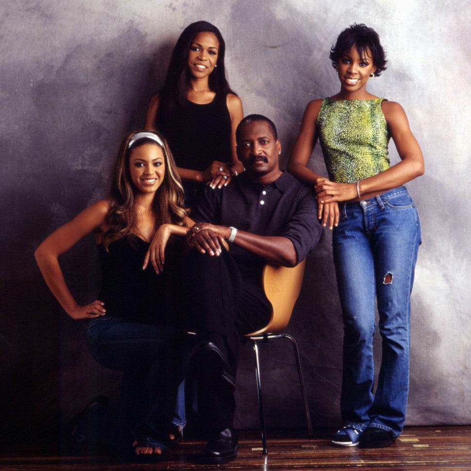 Mathew Knowles Destiny's Child
