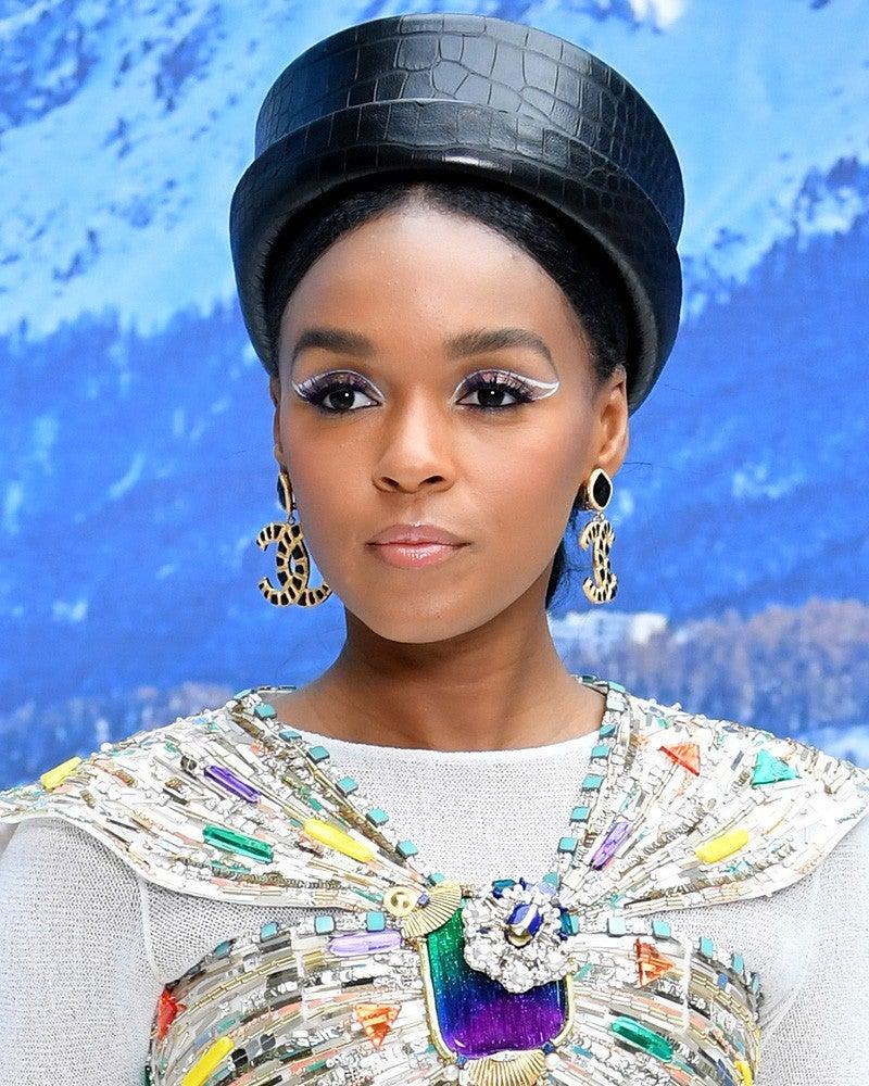 Janelle Monae S Makeup Artist Recreates