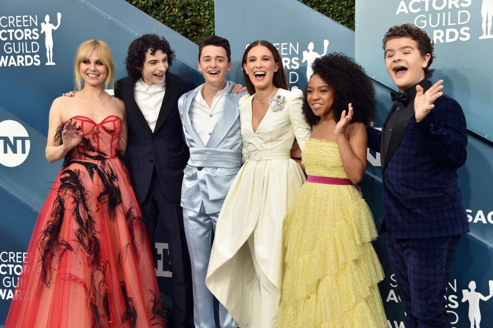 Stranger Things, 2020 SAG Awards