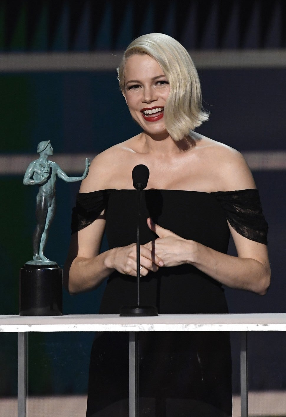 Michelle Williams, 2020 SAG Awards