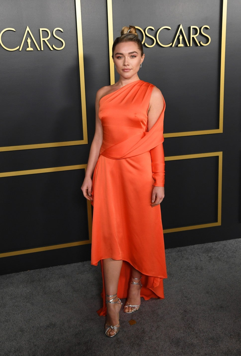 Florence Pugh at 2020 Oscars Nominees Luncheon