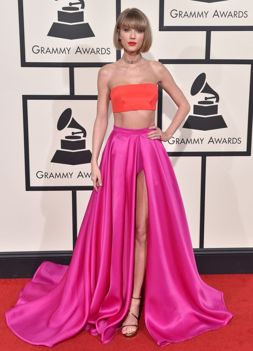Taylor Swift S Grammys History A Look Back At Her Most Memorable Moments Entertainment Tonight