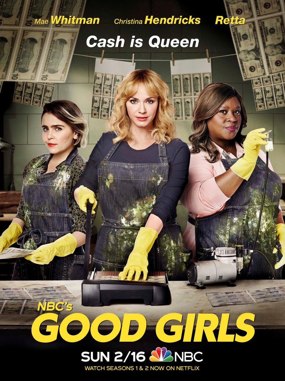 مسلسل Good Girls الموسم الثالث الحلقة 3 الثالثة مترجمة
