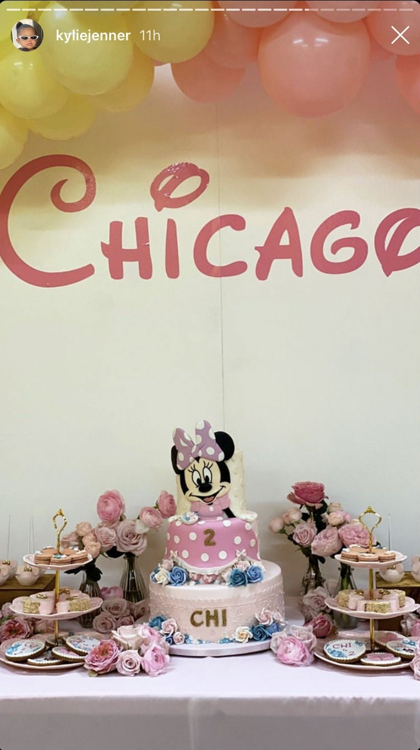 Enjoyable Chicago West Celebrates 2Nd Birthday With Minnie Mouse Themed Funny Birthday Cards Online Hendilapandamsfinfo