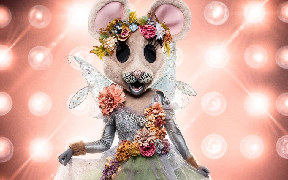 The Mouse on The Masked Singer