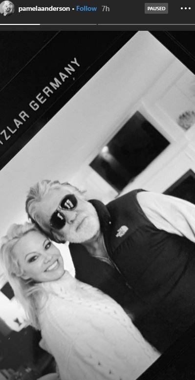 Pamela Anderson Husband Jon Peters