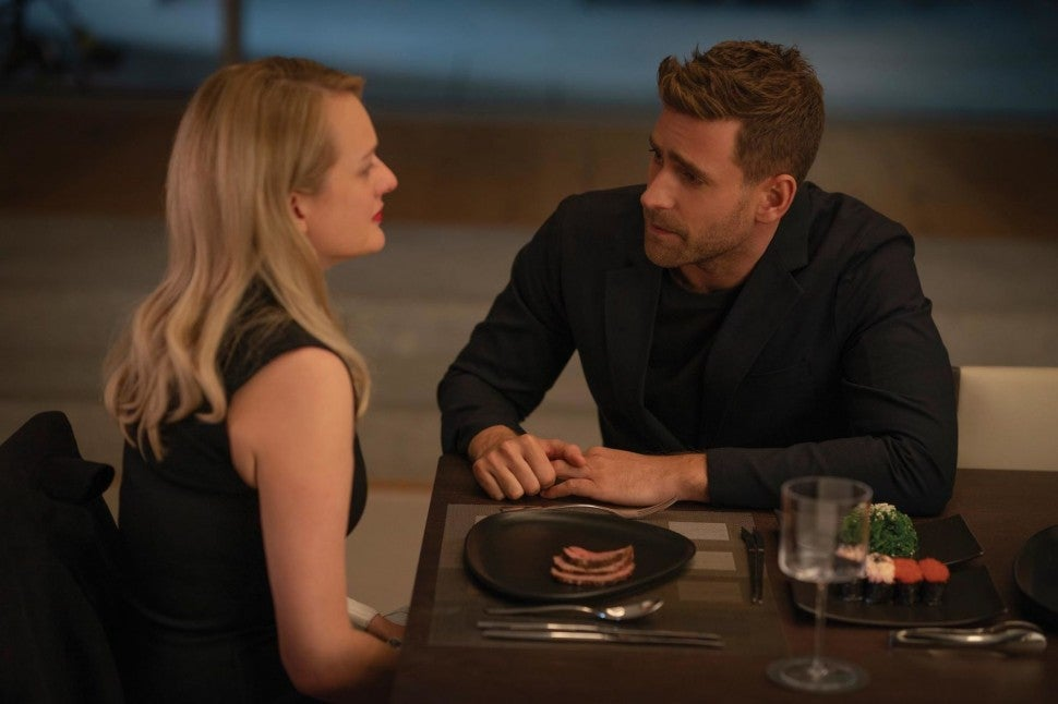 Elisabeth Moss, Oliver Jackson-Cohen, The Invisible Man