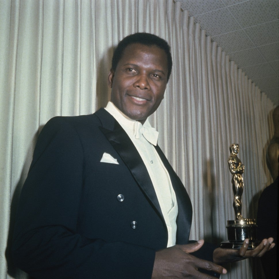 Sidney Poitier Oscars 1964