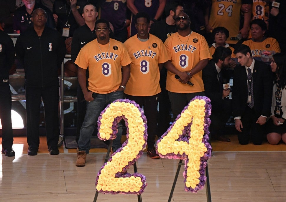 Boyz II Men Lakers Game