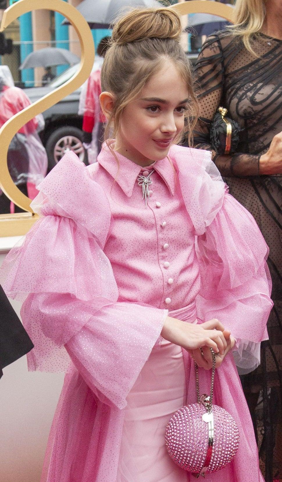 Julia Butters 2020 Oscars