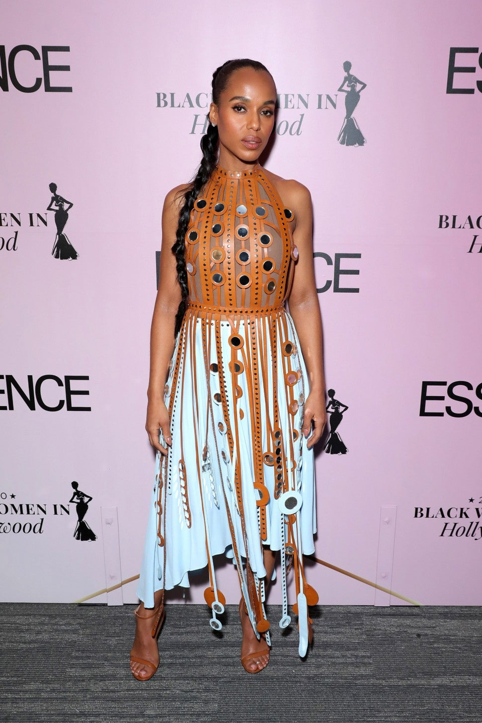 Kerry Washington at the 2020 13th Annual ESSENCE Black Women in Hollywood Luncheon