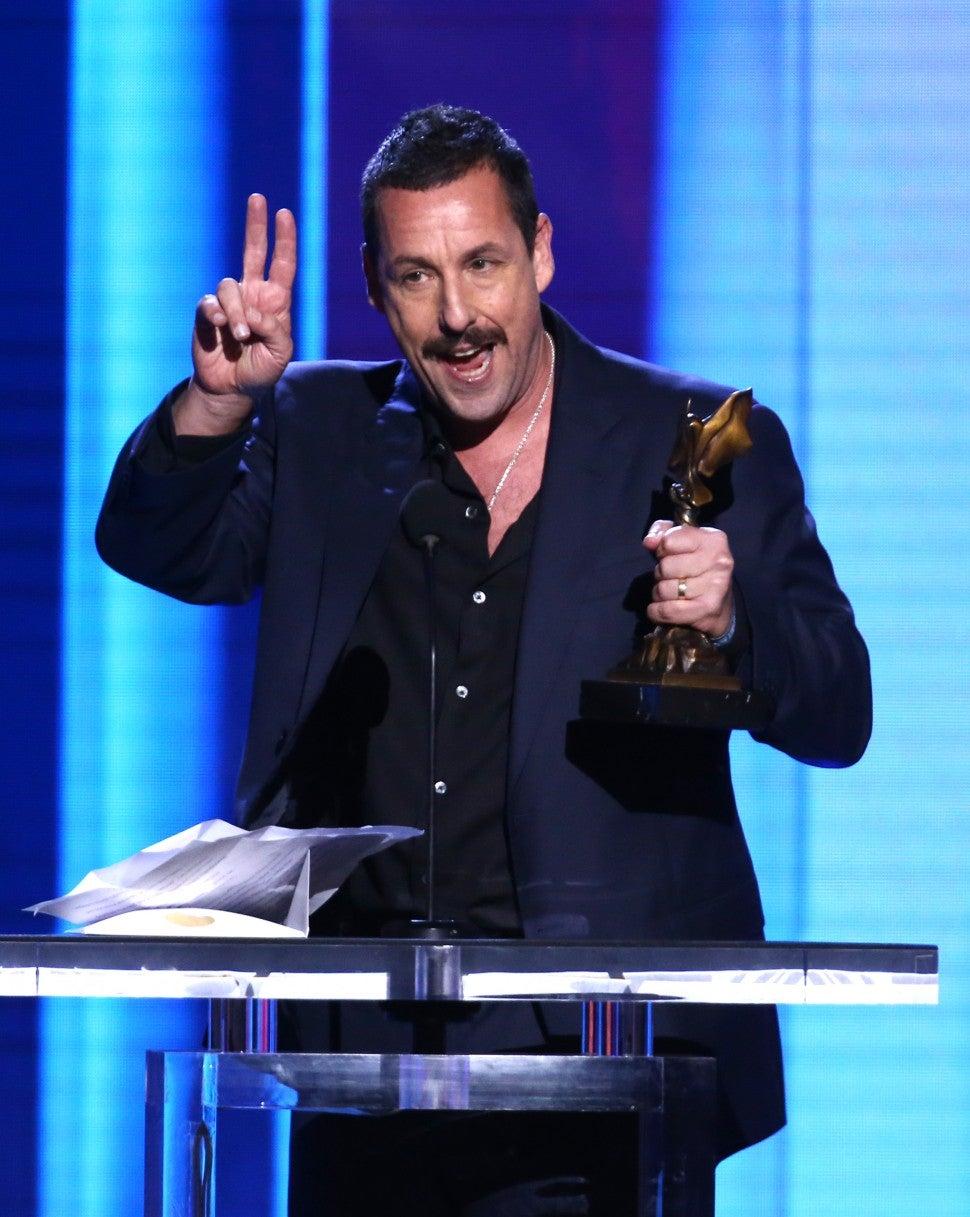 Adam Sandler Independent Spirit Awards 2020