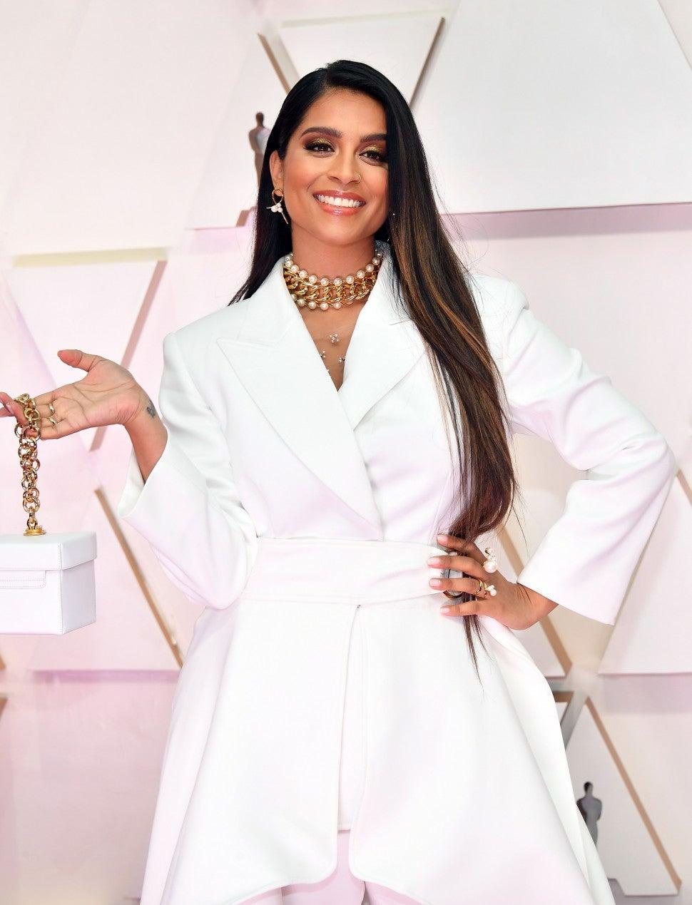 Lilly Singh 2020 Oscars
