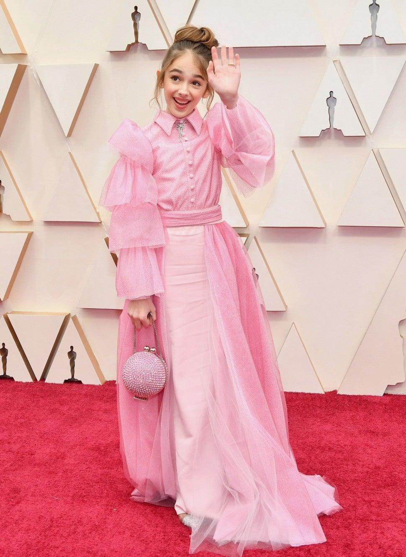 Julia Butter 2020 Oscars