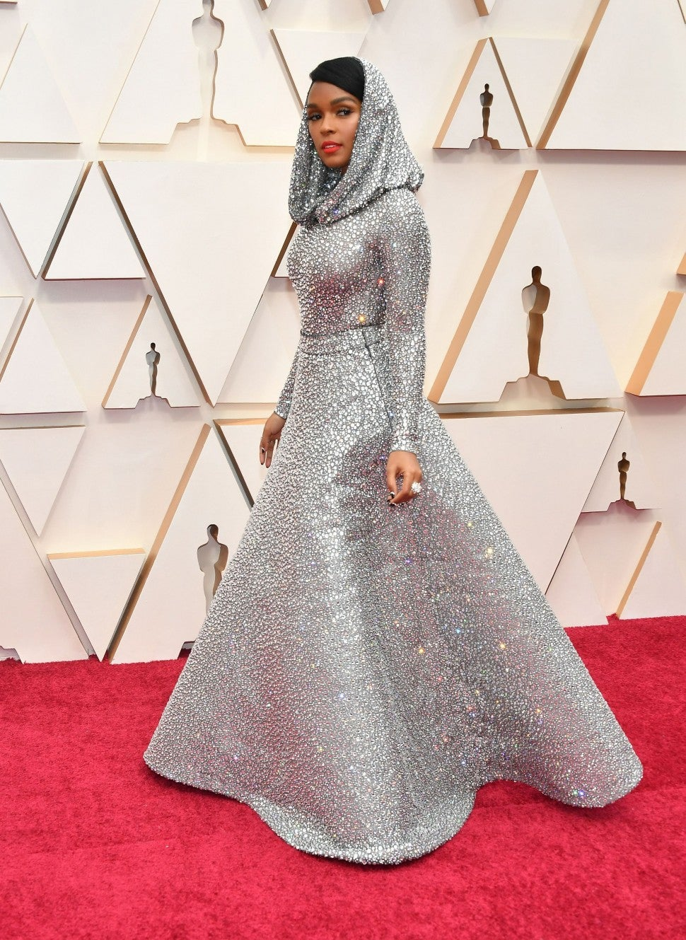 Janelle Monáe at 2020 oscars