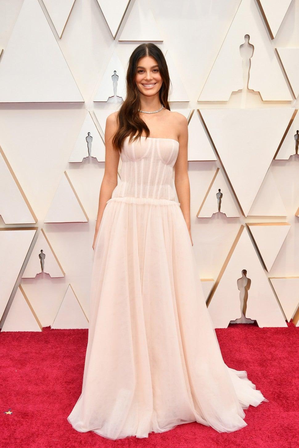 Camila Morrone 2020 Oscars