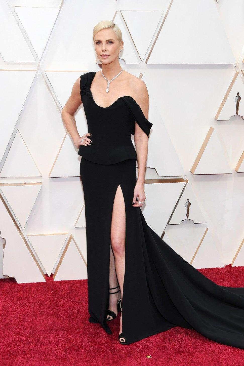 Charlize Theron 2020 Oscars