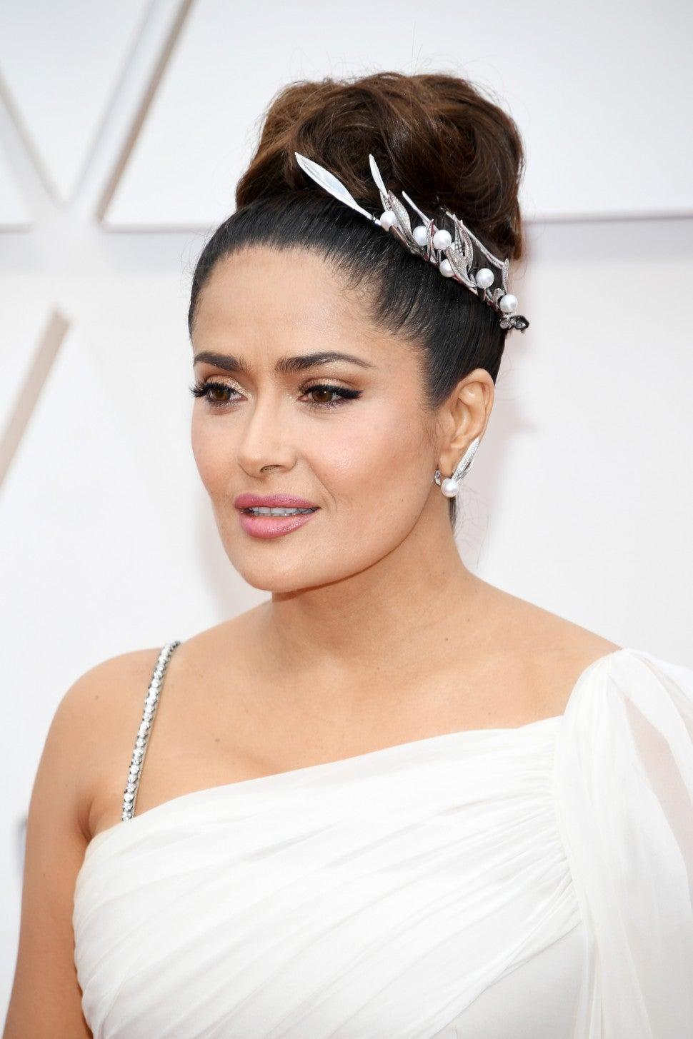 Salma Hayek 2020 Oscars