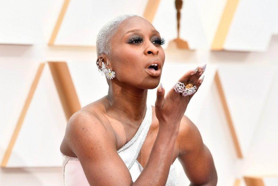 Cynthia Erivo 2020 Oscars