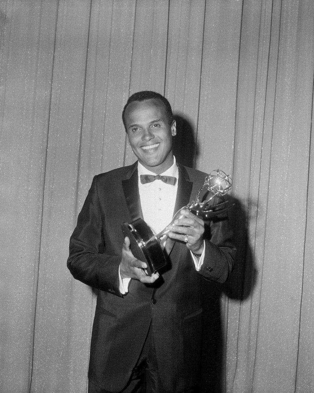 Harry Belafonte Emmy win 1960