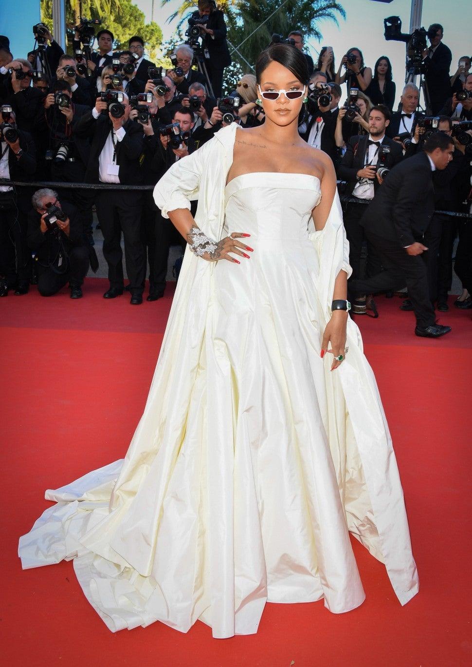 Rihanna 2017 Cannes