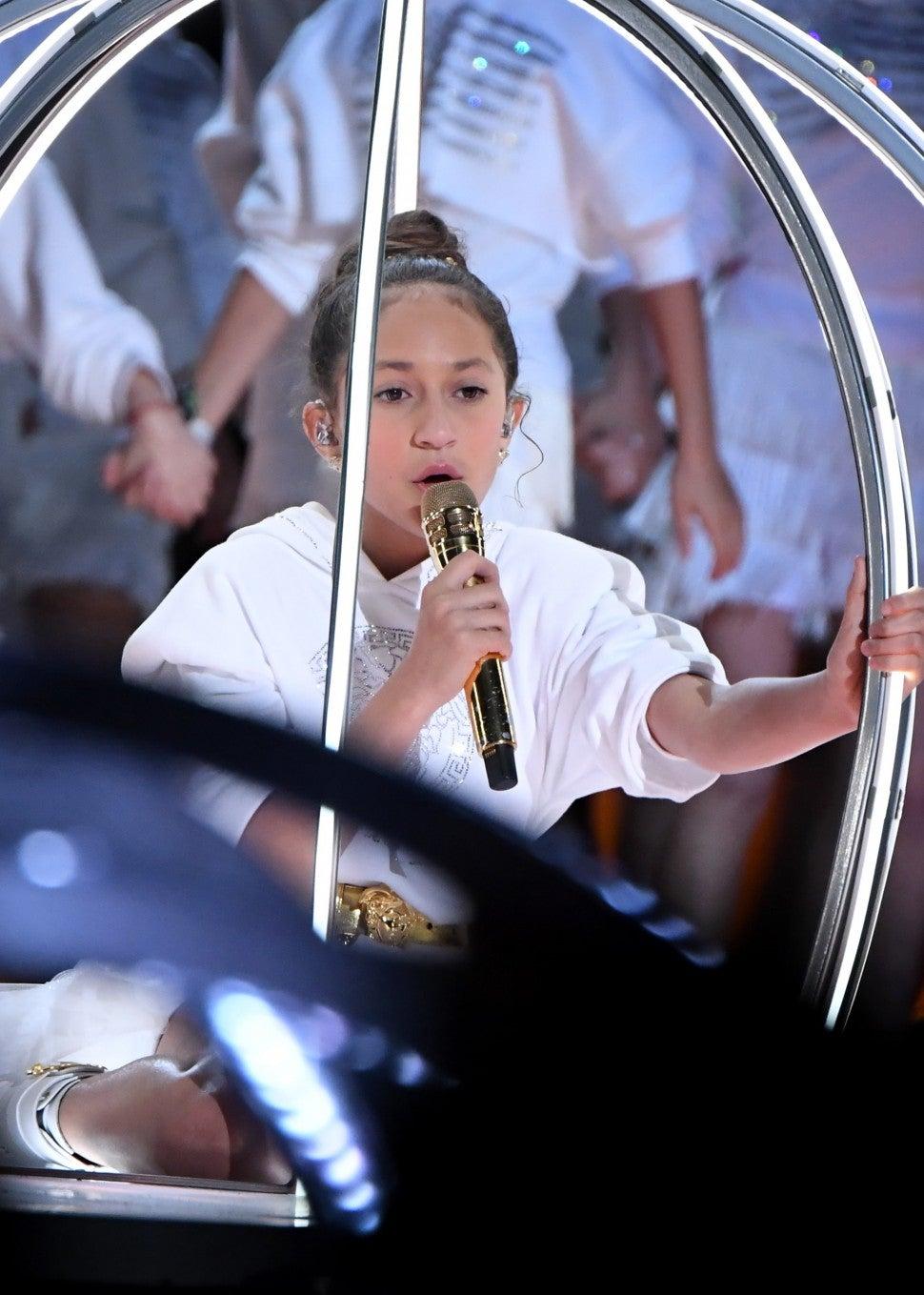 Jennifer Lopez's daughter Emme