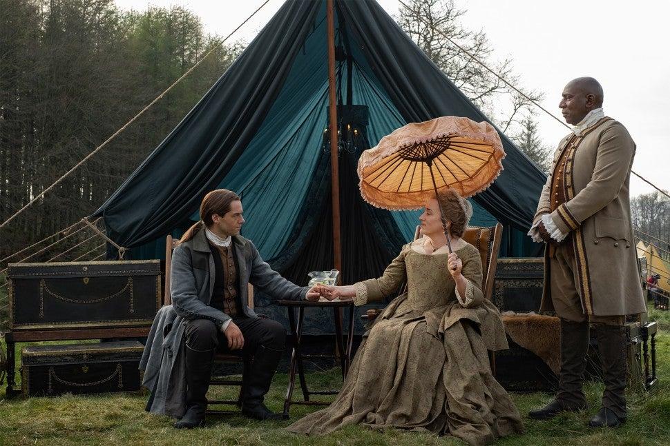 Outlander Season 5 Aunt Jocasta