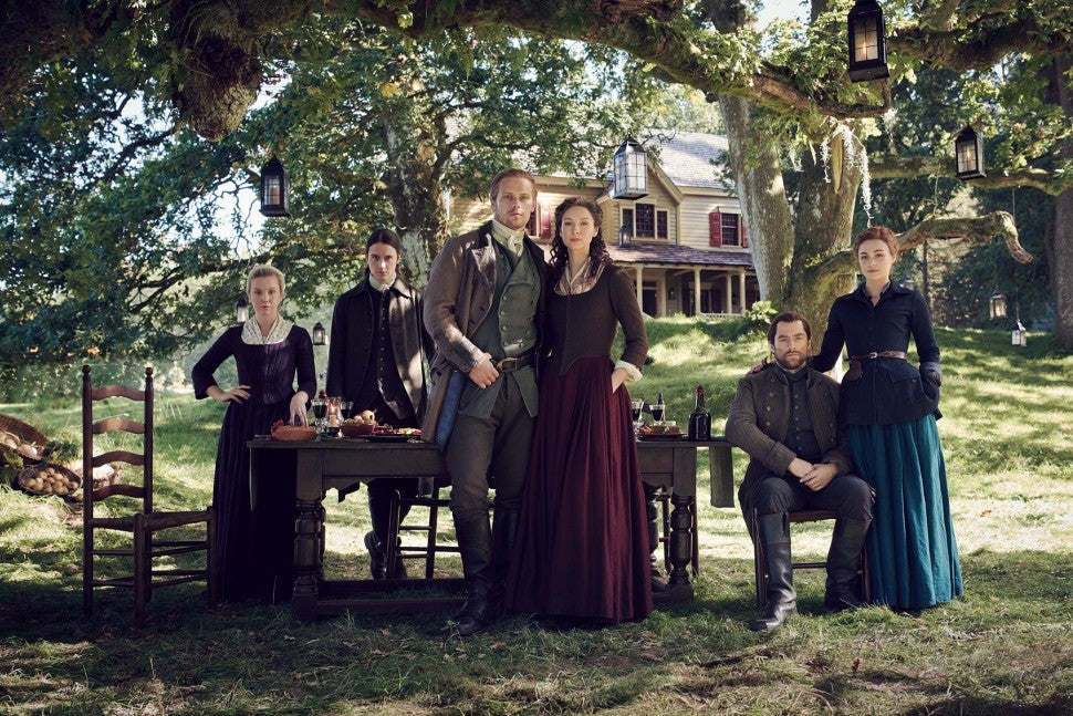 Outlander Season 5 Cast Photo