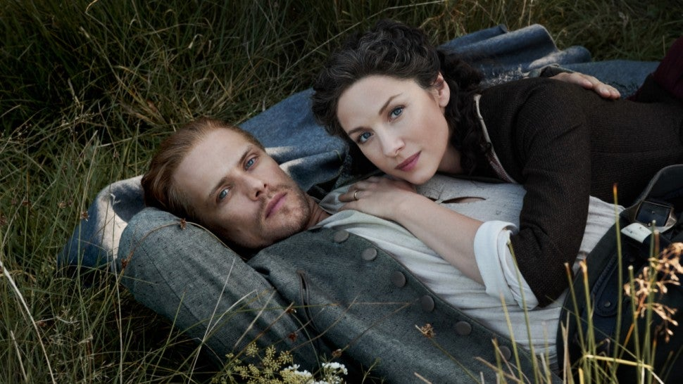 Outlander Season 5 Jamie and Claire