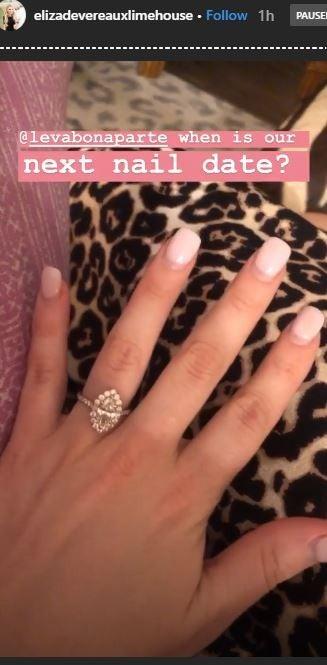 Eliza Limehouse Ring