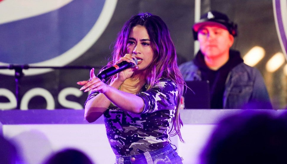 ally brooke performs in Orlando