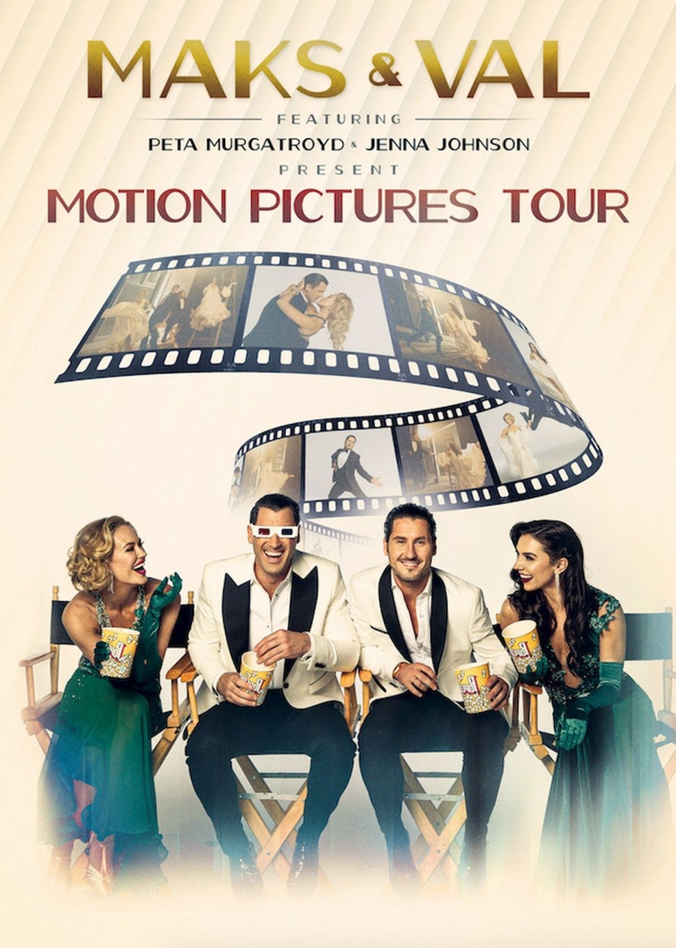Maks and Val Motion Pictures Tour