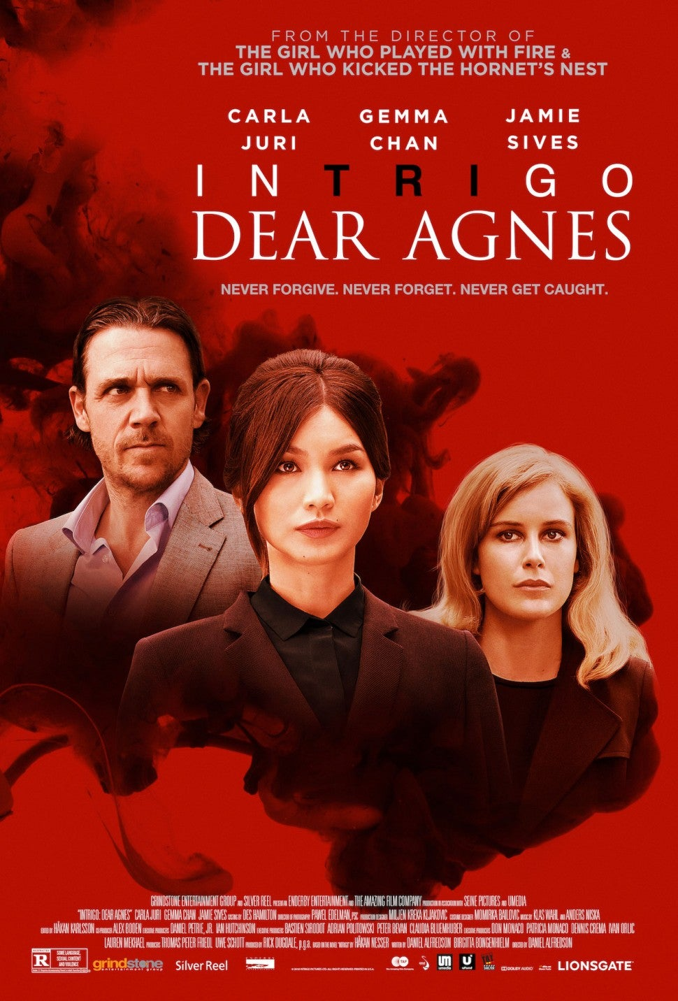 dear agnes poster