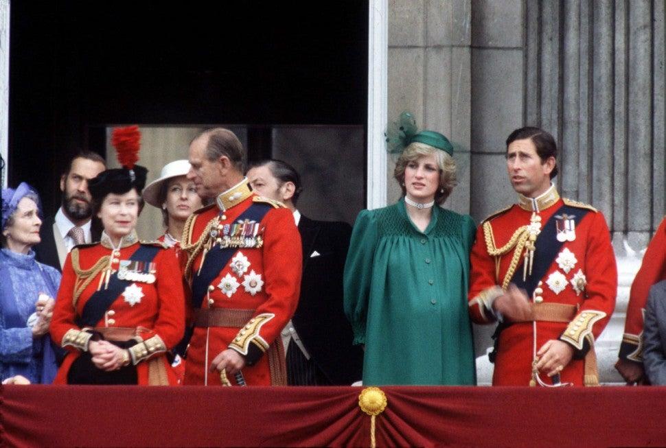 Princess Diana in 1982