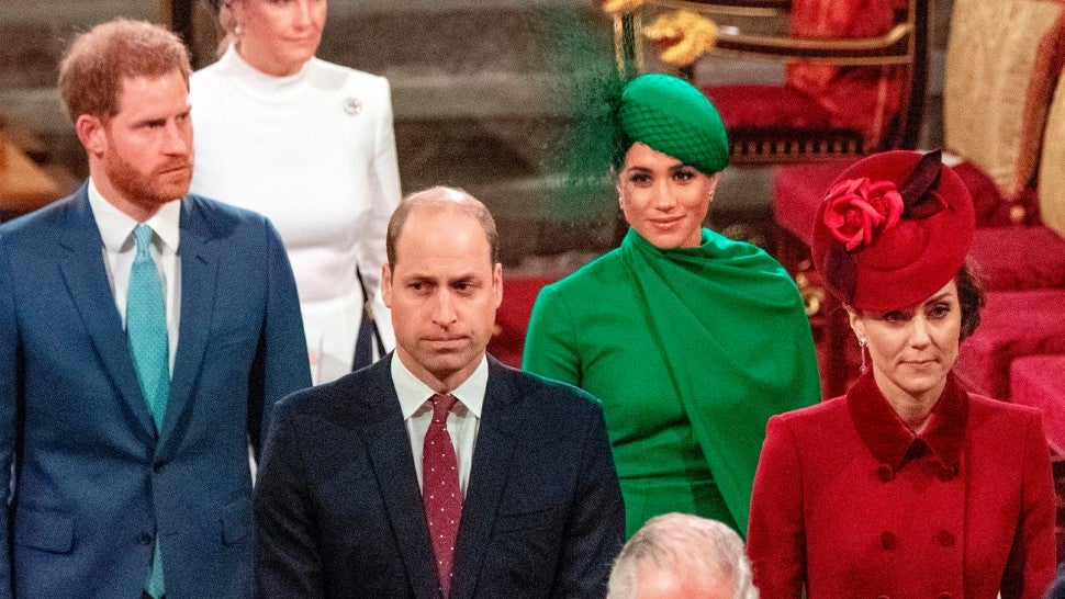 Inside Meghan Markle and Prince Harry's Final Royal Event With Kate Middleton and Prince William