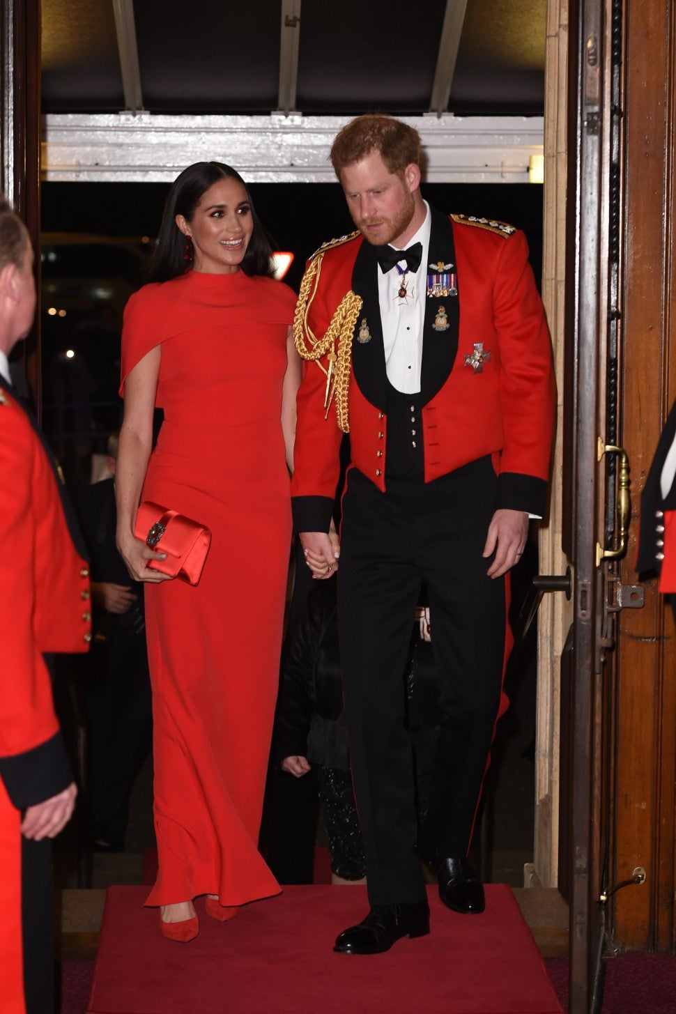 Meghan Markle Prince Harry  Mountbatten Music Festival