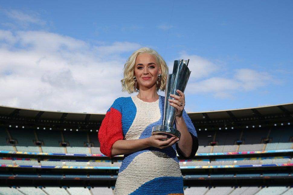Katy Perry Australia