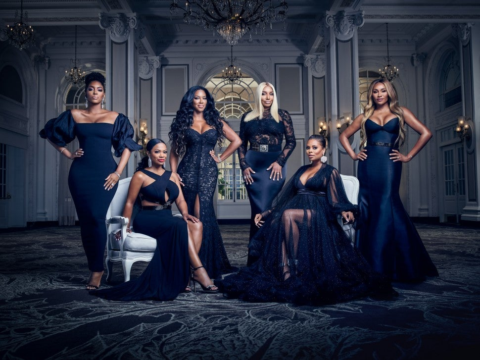 The cast of Bravo's 'Real Housewives of Atlanta.'